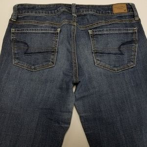 American Eagle Super Stretch Jeans Size 8 Skinny